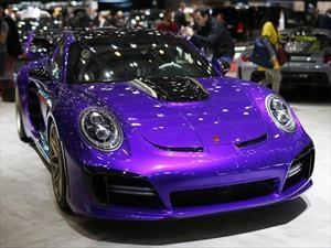 Gemballa Avalanche, un Porsche 911 Turbo con mucha polenta