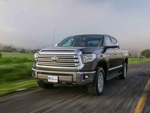 Manejamos el Toyota Tundra 1794 Edition 2018
