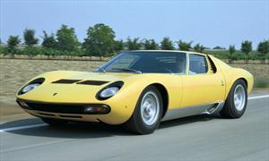 Clásicos: Lamborghini Miura
