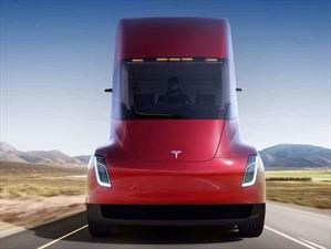 Tesla Semi, la revolución eléctrica hecha camión