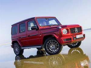 Un verdadero todoterreno: 40 años del Mercedes-Benz Clase G