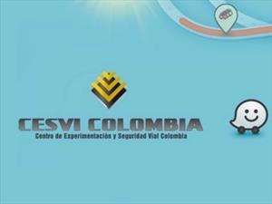 Waze y Cesvi Colombia, alianza por la seguridad vial