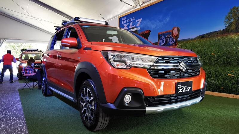 Suzuki Ertiga XL7 2021 llega a México, aspecto más agresivo y mayor equipamiento