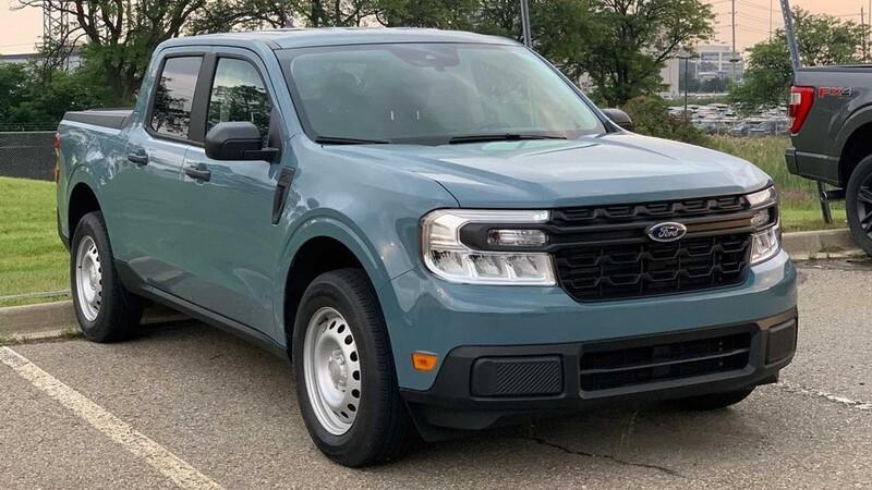 Ford Maverick XL, ¿Cómo llegaría de equipamiento?
