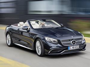 Mercedes-AMG S65 Cabriolet, verano veloz