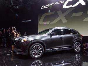 Mazda CX-9 2016 debuta