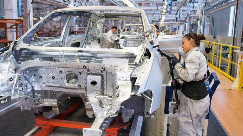 Volkswagen impulsa potente estrategia de digitalización en las plantas de Puebla y Chattanooga