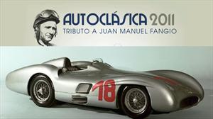 Autoclásica 2011: Mercedes-Benz le rinde homenaje a Fangio