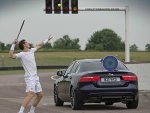 Jaguar Vs. Andy Murray, ¿quién ganó el duelo?