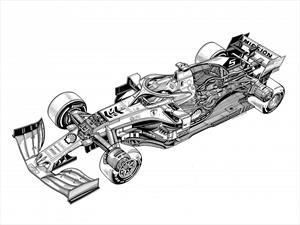 Ferrari modifica al máximo sus monoplazas para ganar la F1 2019