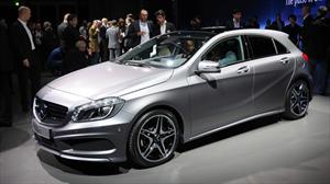 Mercedes-Benz Clase A 2013: Rediseño total