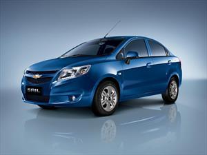 Chevrolet  tiene un buen primer trimestre en ventas
