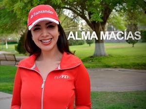 Mexicana realizará sus prácticas profesionales en Ferrari