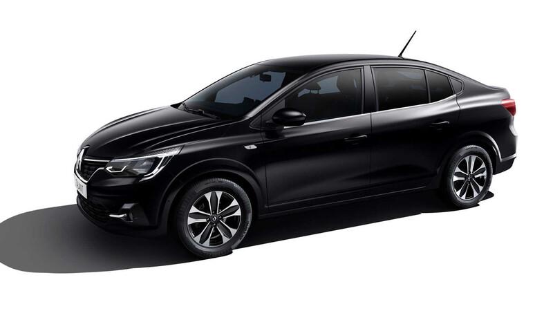 Así es el Renault Taliant, el sucesor del Logan