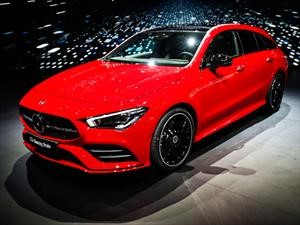 Mercedes-Benz CLA Shooting Brake, práctico, bello y lejano