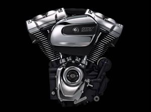 Harley-Davidson presenta el nuevo motor Milwaukee-Eight