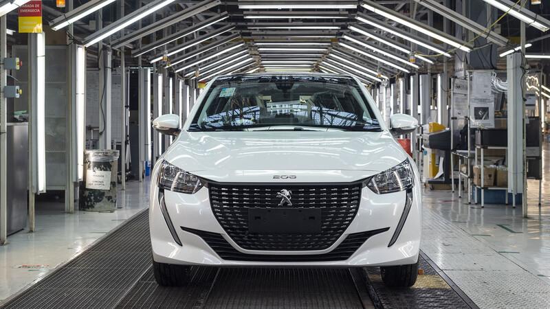 Peugeot inicia la producción en Argentina del nuevo 208