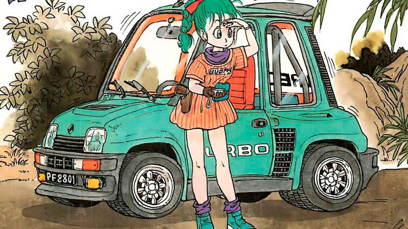 Conocé al primer auto que apareció en Dragon Ball