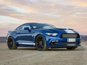 Shelby 50th Anniversary Super Snake 2017, un muscle car muy especial