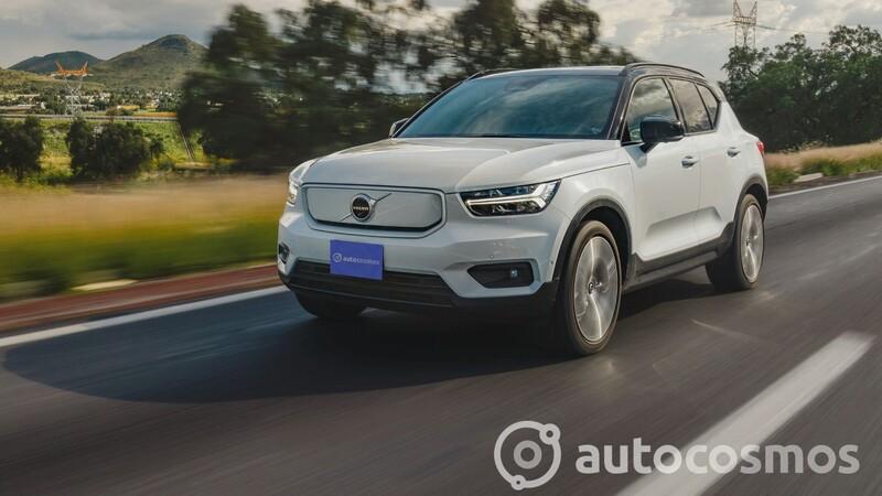 Volvo XC40 Recharge Pure Electric 2022 a prueba, un SUV eléctrico al estilo escandinavo