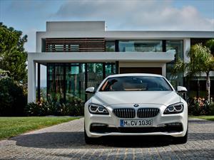El BMW Serie 6 es sometido a un facelift