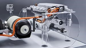 BMW declara poder alcanzar más de 370 Hp con su nuevo tren motriz de pilas de hidrógeno