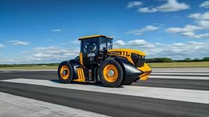 JCB y Williams crean el tractor con 1,000 hp