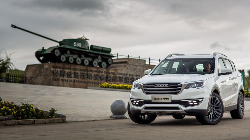 Mercado chileno: uno de cada cuatro autos se fabrica en China
