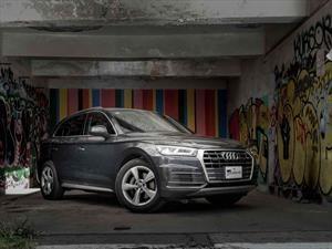 Manejamos el Audi Q5 Security 2018