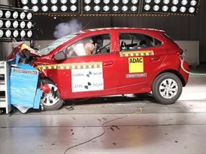 Chevrolet Onix y Prisma alcanzan las 3 estrellas en Latin NCAP