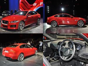 Jaguar XE 2015: Nuevo rival para los Clase C, Serie 3 y A4