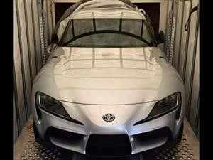Este es el nuevo Toyota Supra