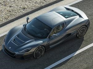 Rimac C_Two, el nuevo auto más rápido del mundo