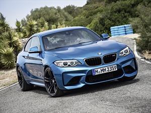 BMW M2 Coupé 2016 debuta
