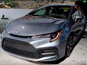 Toyota Corolla 2020, mucho más atrevido