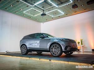 Range Rover Velar en Chile, un SUV de alta vanguardia