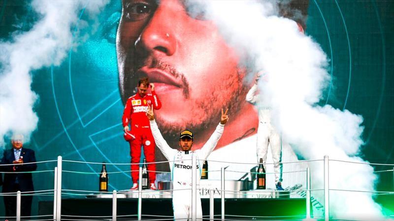 El Gran Premio de México 2020 se mantiene firme