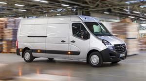 El Opel Movano completa la renovación de los comerciales alemanes