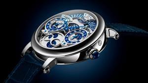 Bovet 1822 estrena reloj de tres tiempos