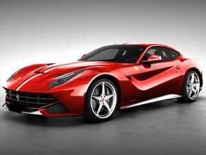 Ferrari F12berlinetta Singapore 50th Anniversary Edition