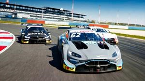 Sin Mercedes-Benz pero con Aston Martin arranca el DTM 2019