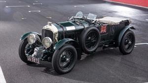 Por qué Ralph Lauren está molesto con que se vuelva la producción el Bentley Blower 1929