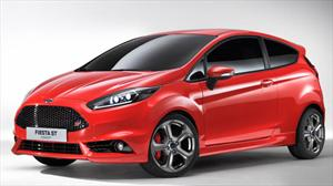 Ford Fiesta ST Concept: Performance global
