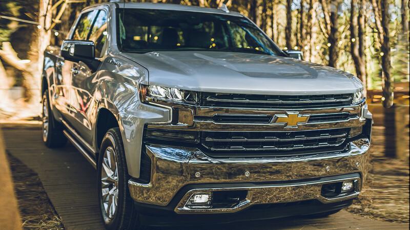 Chevrolet Silverado se presenta en la costa argentina