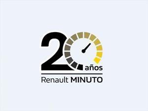 Renault Minuto cumple 20 años en Argentina