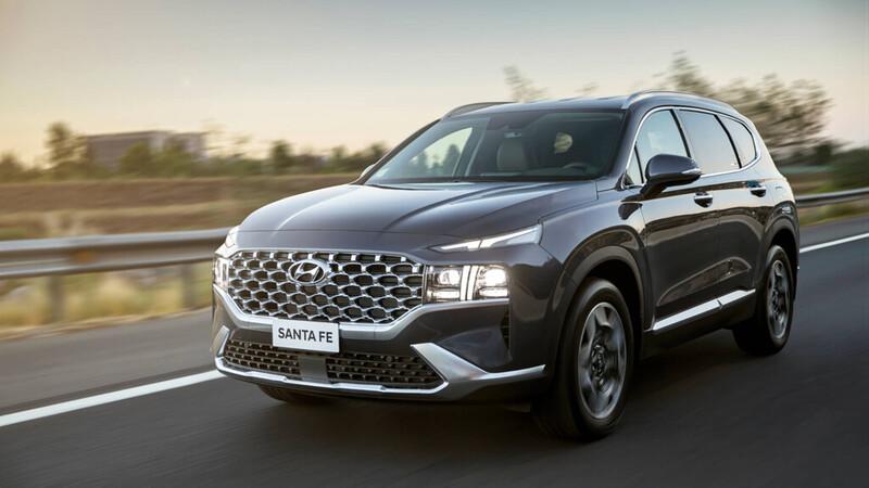Hyundai Santa Fe 2022 llega a México, la nueva cara esconde un potente motor 2.5 turbo