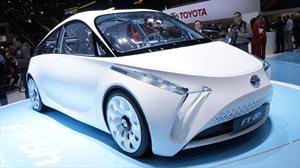 Toyota FT-Bh Concept en el Salón de Ginebra 2012