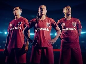 Nissan ya tiene a sus tres embajadores del fútbol