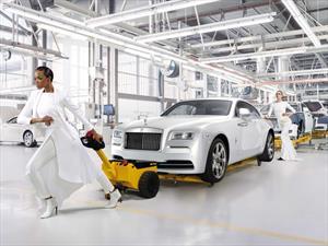 Rolls-Royce Wraith Inspired by Fashion, un deportivo de alta costura