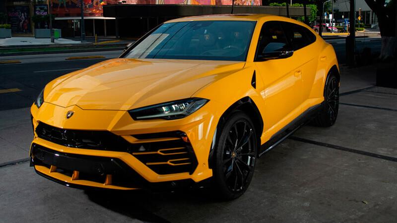 Lamborghini Urus tiene una pieza defectuosa que puede ocasionar incendios